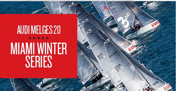 International Audi Melges 20 Mid Winter 2013 Regatta