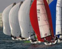 Audi Melges 20 Regatta during Miami Bacardi Sailing Week