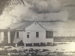 Coconut Grove Sailihg Club 1946
