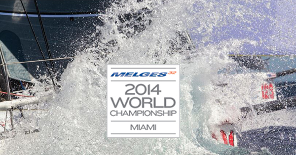 Melges 32 World Cup 2014 - Miami, Florida