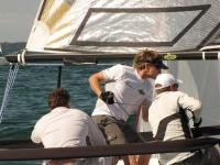 Approaching the Mark upwind