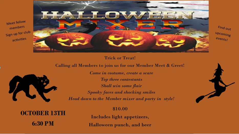 halloween mix coconut grove sailing club